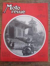 ALT REVISION MOTORRAD REVISION NR 977 APRIL 1950 BOL D'OR INDOCHINE