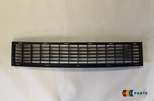 NEW GENUINE AUDI S3 8L 97-03 FRONT BUMPER LOWER GRILL BLACK 8L9807683 3FZ