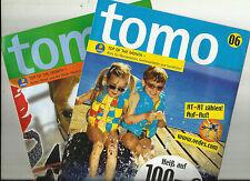 Katalog Zeitung Journal Vedes Tomo Nr.6 + 9 2003