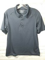 5.11 Tactical Series Mens Polo Medium Black Polyester