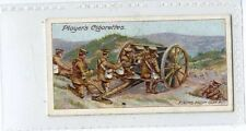 (Ja8309-100)  PLAYERS,ARMY LIFE,FIRING FROM A GUN PIT,1910#5