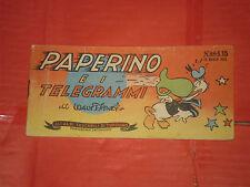 ALBI TASCABILI di TOPOLINO-STRISCIA N° 88-a-prima 1° SERIE originale del 1950-