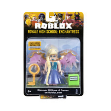 SEALED New ROBLOX Celebrity Action Figures Accessories ROYAL HIGH ENCHANTRESS