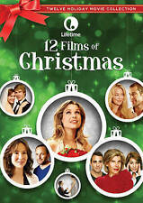 Lifetime: 12 Films of Christmas (DVD, 2013, 6-Disc Set) new