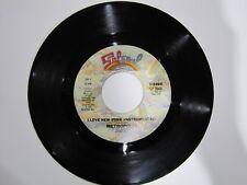 METROPOLIS I Love New York / Instrumental SALSOUL 2060 45 rpm DISCO Label Error