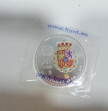Moneda de plata España 30 euros 2018 FNMT silver coin