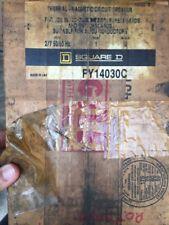 Nib Square D Fy 14030C Fy14030C 30 Amp 1 Pole 277 V Circuit Breaker Factory Seal