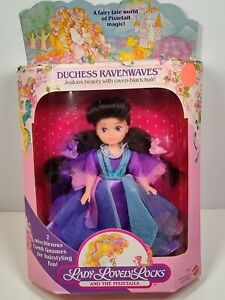 Lady Lovely Locks Duchess Ravenwaves Sealed Unopened Box, Excellent Condition