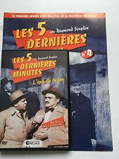LES 5 DERNIERES MINUTES .. DVD N°4 + FASCICULE ... RAYMOND SOUPLEX