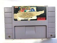 Super Mario World 2 Yoshi's Island - SNES Nintendo Game - Tested - Authentic!