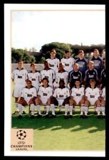 Panini Champions League 2000/2001 (Finale) - Real Madrid Team (1 of 2) No. 133