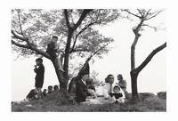 Robert Capa postcard - Japan, 1954 - size 15x10 cm. aprox.