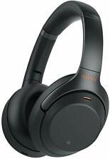 Sony WH-1000XM3 Wireless Noise-Canceling Headphones - Black USED