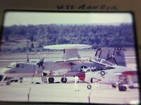Original 35mm Aircraft Slide  E-2C 1975
