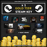 Premium Random Steam Key (Guaranteed +£14.99 GAME) - [GOLD TIER] - GREAT VALUE