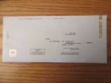 Q21 US MINT 2001 North Carolina State Quarter First Day Cover Sealed in Envelope