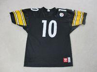 VINTAGE Wilson Kordell Stewart Pittsburgh Steelers Jersey Adult Extra Large 90s