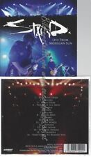 CD--STAIND--    LIVE FROM MOHEGAN SUN