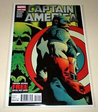 CAPTAIN AMERICA # 14  Marvel Comic  Sept 2012  NM