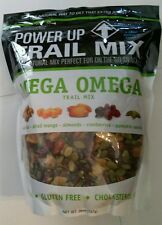 MEGA OMEGA TRAIL MIX POWER UP TRAIL MIX !! Net Weight  26 OZ (1 Lb  10 Oz)