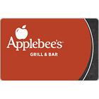 Applebee`s Gift Card $25 Value, Only $22.00! Free Shipping!