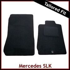 Montato su misura moquette tappetini per Mercedes SLK 1996-2004