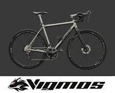 Gravel Velo Titan Rad Cyclocross titanium Reiserad bike trekking Rennrad bicicle