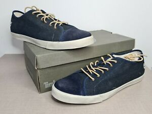 Timberland Mens Oxford Lace Up Nacy Blue Shoes - UK14.5