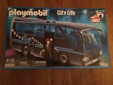 Playmobil 5603 Tour Bus New in Box!
