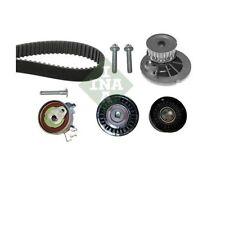 INA Wasserpumpe + Zahnriemensatz Opel