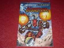 [Comics bd Bild USA] BLOODSTRIKE # 18 - 1995 in Beutel + Tradind Karte