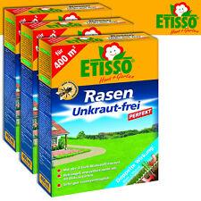 Frunol Delicia ETISSO® 3 x 400 ml Rasen Unkraut-frei PERFEKT