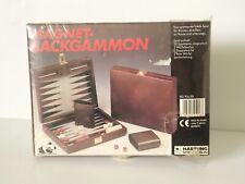 Hartung Spiele Magnet Backgammon
