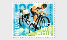 Zwitserland  2018  UCI mountainbike WK   fietsen wielrennen  . luxe postfris/mnh