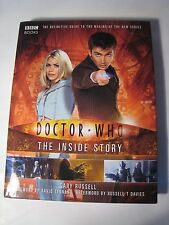 DOCTOR WHO  THE INSIDE STORY  THE DEFINITIVE GUIDE TO SERIES 1 & 2  GARY RUSSELL