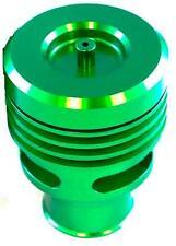 Collins Performance Twin Piston Green Anodised Alloy Dump Valve 33mm