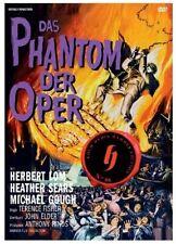 Phantom Der Oper Terence Fisher Hammer Edición DVD Nuevo