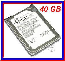 "Toshiba MK4018GAS  40GB 2.5""  IDE Laptop Hard drive"