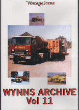 Trucks Heavy Haulage Archive DVD: WYNNS ARCHIVE Vol 11