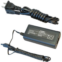 HQRP AC Adapter Charger for JVC Everio GZ-MS130 GZ-MS130B GZ-MS130AU