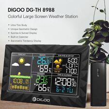 Digoo Wireless Weather Station Humidity Forecast Outdoor/Indoor USB +