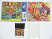 PC GENJIN 3 BONKS ADVENTURE NEC PC-Engine Hu-Card Import Japan