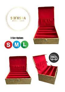 Sonisha BAN3006 Bracelet Holder, Indian Bangle Storage Box, Jewellery Organiser