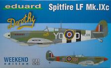 Eduard 1/48 EDK84151 Supermarine Spitfire LF Mk IXc  Weekend Edition Model Kit