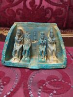 Rare Antique Statue Ancient Egyptian Pharaonic Statues of Abu Simbel Temple bc