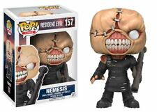 Funko Pop Games - Resident Evil: Nemesis Vinyl Action Figure Collectible Toy 157