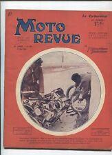 Moto Revue N°375  ;  17 mai 1930  : tour de France moto / moto Ardie