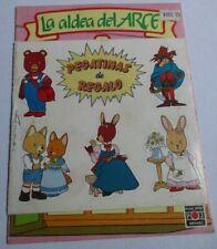 1987 ALDEA DEL ARCE comic ANIME Spain edition MAPLE TOWN MONOGATARI Rabbit #1