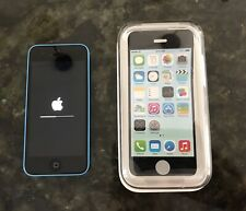 Apple iPhone 5c 16GB Blue Unlocked