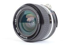 Nikon Ai-S NIKKOR 24mm f/2.8 Manual Focus Wide-Angle Lens  **FUNGUS**  #P5962
